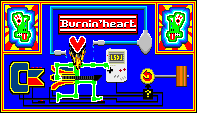 BURNIN'HEART by Divag